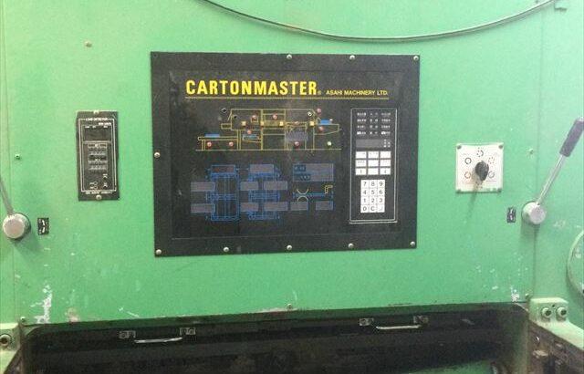 ASAHI CARTONMASTER AP-1600 MII