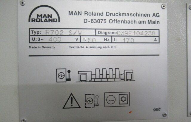 ROLAND R702 3B, Year: 1998