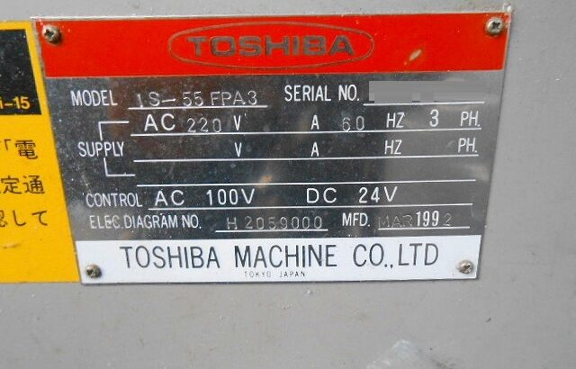 TOSHIBA IS55FPA3-1.5A, YEAR 1992, Screw 28