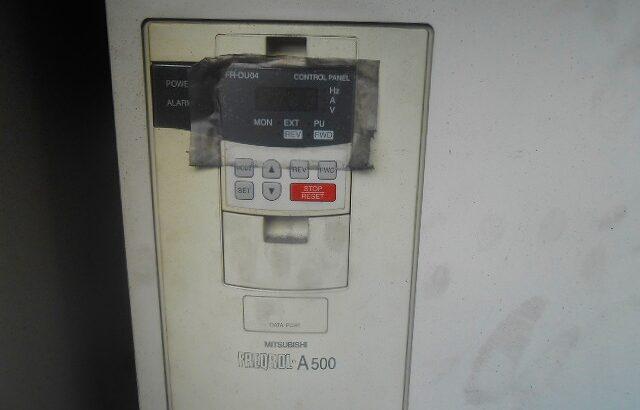 MITSUBISHI 550ME-80, Year 2002, screw 80mm