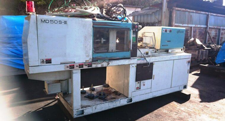 NIIGATA MD50S3, Year 2000, Screw25mm