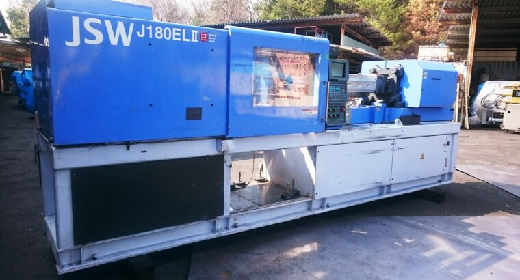 JSW J180ELⅡ, Year 1999, Screw 46mm