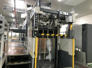 BOBST SP 102-CER, YEAR: 1990